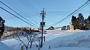 2015-02-16 07.10.16 Jim - Happo One from hotel - with power pole.jpeg: 5312x2988, 5457k (2015 Jun 14 04:10)