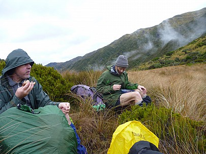 2013-04-22 11.57.53 P1020064 Philip - Lunch at Hope Saddle.jpeg: 4320x3240, 5483k (2013 Apr 21 23:57)