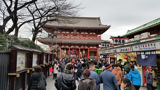 2015-02-07 14.00.26 Jim - Tokyo - Sensoji Temple - Nakamise and Hozomon Gate.jpeg: 5312x2988, 5251k (2015 Feb 21 08:42)