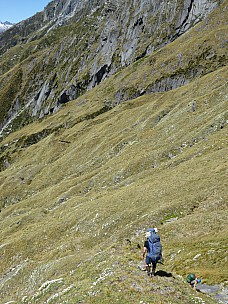 2019-01-15 12.17.13 P1010555 Brian - Alan and Jim descending from McCullaugh Saddle.jpeg: 3000x4000, 3920k (2019 Jun 24 09:09)